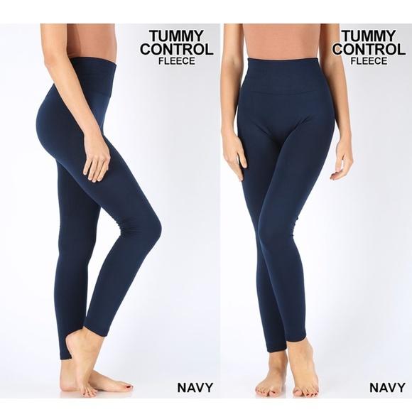 43e0b23acd211d Pants | 5tummy Control Fleece Leggings 8 Colors | Poshmark